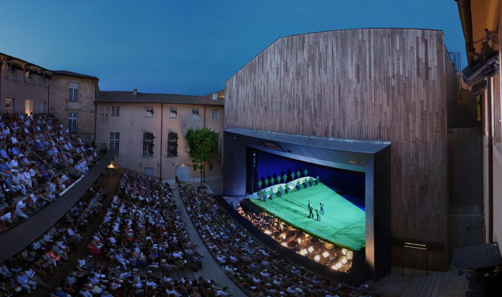 Festival d'Aix en Provence (c) Vincent Beaume
