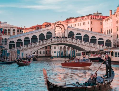 Venise – du 2 au 5 octobre 2020