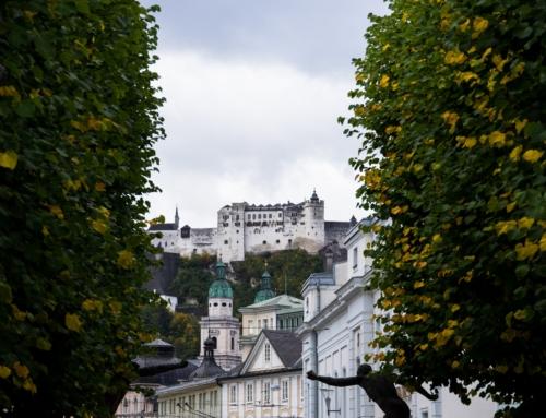 Salzbourg – du 10 au 14 avril 2020