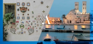 Artrotters vous immerge dans un voyage culturel inoubliable dans la magnifique région des Pouilles en Italie au mois de novembre 2020